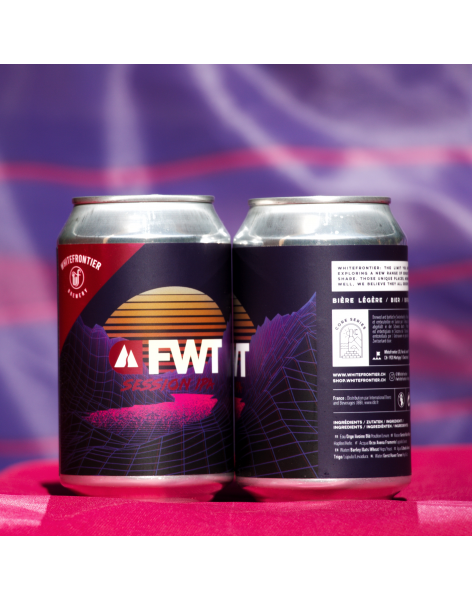 Pack - FWT Session IPA