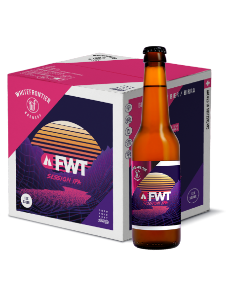 PACK 12 - FWT Session IPA