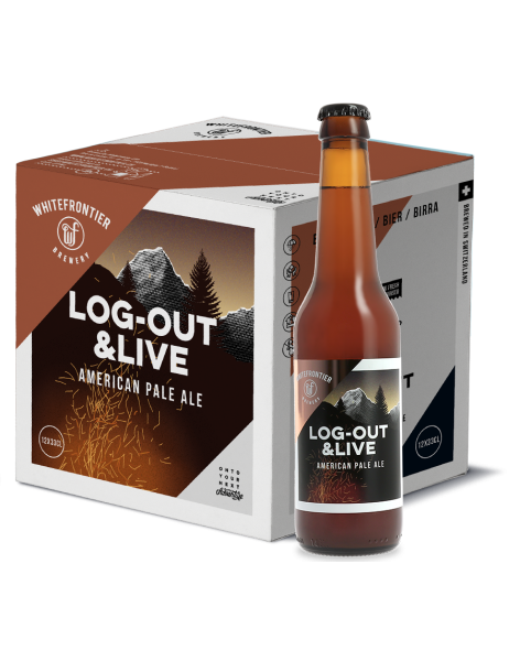 PACK 12 - LOG-OUT & LIVE