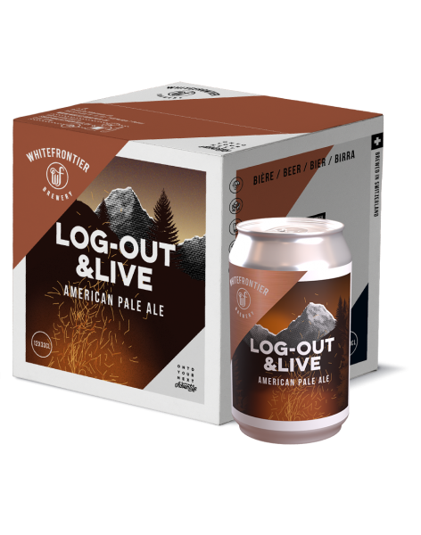 PACK 12 - LOG-OUT & LIVE (cans)