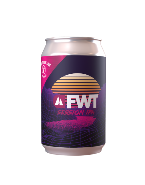 FWT Session IPA (CANETTE)